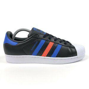 Adidas Originals Superstar Black Retro Low Shoes